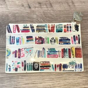 Kate Spade Small Cosmetic Bag